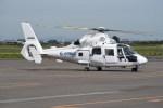 kumagorouさんが、仙台空港で撮影したエアバス・ヘリコプターズ・ジャパン AS365N2 Dauphin 2の航空フォト(写真)