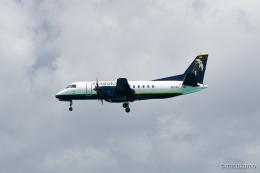 みなかもさんが、プリンセス・ジュリアナ国際空港で撮影したシーボーン・エアラインズ 340Bの航空フォト(飛行機 写真・画像)