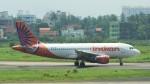 westtowerさんが、ネータージー・スバース・チャンドラ・ボース国際空港で撮影したインディアン航空 A319-112の航空フォト(写真)