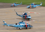 voyagerさんが、花巻空港で撮影した福島県警察 A109E Powerの航空フォト(飛行機 写真・画像)