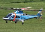 voyagerさんが、花巻空港で撮影した山形県警察 A109E Powerの航空フォト(飛行機 写真・画像)