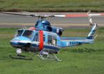 voyagerさんが、花巻空港で撮影した新潟県警察 412EPの航空フォト(飛行機 写真・画像)