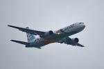 tsubasa0624さんが、羽田空港で撮影したAIR DO 767-381の航空フォト(写真)