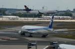 みっちゃんさんが、フランクフルト国際空港で撮影した全日空 777-381/ERの航空フォト(写真)