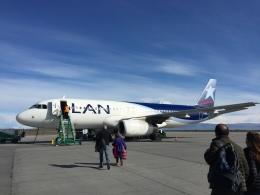 nagashima0926さんが、コマンダンテ・アルマンド・トーラ国際空港で撮影したラタム・エアラインズ・アルゼンチン A320-233の航空フォト(飛行機 写真・画像)