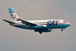 はれ747さんが、新千歳空港で撮影したサハリン航空 737-232/Advの航空フォト(写真)
