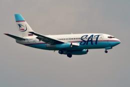 はれ747さんが、新千歳空港で撮影したサハリン航空 737-232/Advの航空フォト(飛行機 写真・画像)