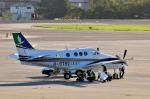 Dojalanaさんが、函館空港で撮影した三星通航 90 King Airの航空フォト(飛行機 写真・画像)