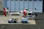 tsubasa0624さんが、ホンダエアポートで撮影したエアロファシリティー EC135P2の航空フォト(写真)