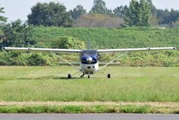 tsubasa0624さんが、ホンダエアポートで撮影した協同測量社 T206H Turbo Stationair TCの航空フォト(飛行機 写真・画像)