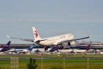 パンダさんが、成田国際空港で撮影した中国東方航空 A330-343Xの航空フォト(写真)