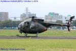 Chofu Spotter Ariaさんが、立川飛行場で撮影した陸上自衛隊 OH-6Dの航空フォト(写真)