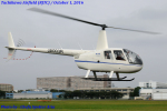 Chofu Spotter Ariaさんが、立川飛行場で撮影した日本個人所有 R44の航空フォト(写真)