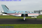 Chofu Spotter Ariaさんが、立川飛行場で撮影した日本個人所有 PA-46-310P Malibuの航空フォト(飛行機 写真・画像)