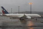 セブンさんが、関西国際空港で撮影したL-3コミュニケーションズ・アドバンスド・アビエーション 757-2Q8の航空フォト(飛行機 写真・画像)