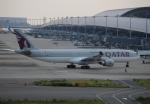 セブンさんが、関西国際空港で撮影したカタール航空 A330-302の航空フォト(飛行機 写真・画像)