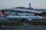 セブンさんが、関西国際空港で撮影したターキッシュ・エアラインズ A330-303の航空フォト(飛行機 写真・画像)