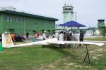kanadeさんが、防府北基地で撮影した日本個人所有 ASW 20CLの航空フォト(写真)