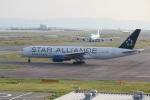 Shibataさんが、関西国際空港で撮影したユナイテッド航空 777-222/ERの航空フォト(写真)