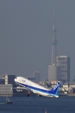 take_2014さんが、羽田空港で撮影した全日空 A320-211の航空フォト(飛行機 写真・画像)