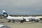チャッピー・シミズさんが、サンディエゴ国際空港で撮影したアラスカ航空 737-990/ERの航空フォト(写真)