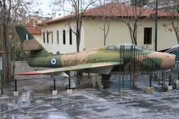 ちゅういちさんが、不明で撮影したギリシャ空軍 F-84F Thunderstreakの航空フォト(飛行機 写真・画像)