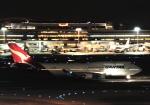 Cygnus00さんが、羽田空港で撮影したカンタス航空 747-438/ERの航空フォト(写真)