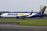 jun☆さんが、横田基地で撮影したアトラス航空 767-375/ERの航空フォト(写真)