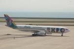 Shibataさんが、中部国際空港で撮影したエティハド航空 A330-243の航空フォト(写真)