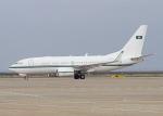 DEE JAYさんが、中部国際空港で撮影したサウジアラビア王室空軍 737-7DP BBJの航空フォト(写真)