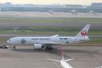 Shibataさんが、羽田空港で撮影した日本航空 777-246の航空フォト(写真)