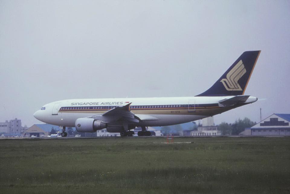 kumagorouさんのシンガポール航空 Airbus A310-300 (9V-STR) 航空フォト