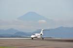 kuma3736さんが、静岡空港で撮影した中日本バンリース 525A Citation CJ2の航空フォト(写真)