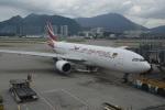 LEGACY-747さんが、香港国際空港で撮影したモーリシャス航空 A330-202の航空フォト(飛行機 写真・画像)