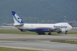 LEGACY-747さんが、香港国際空港で撮影した日本貨物航空 747-8KZF/SCDの航空フォト(飛行機 写真・画像)
