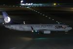 あしゅーさんが、羽田空港で撮影した山東航空 737-8FHの航空フォト(飛行機 写真・画像)