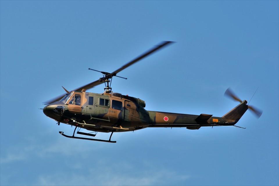 T.Sazenさんの陸上自衛隊 Fuji UH-1J (41917) 航空フォト