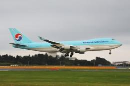 YASKYさんが、成田国際空港で撮影した大韓航空 747-4B5F/SCDの航空フォト(飛行機 写真・画像)