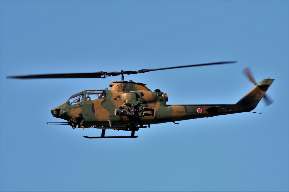 T.Sazenさんの陸上自衛隊 Fuji AH-1S (73422) 航空フォト
