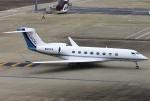 あしゅーさんが、羽田空港で撮影したアメリカ企業所有 G650 (G-VI)の航空フォト(飛行機 写真・画像)