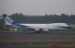 セブンさんが、成田国際空港で撮影した日本貨物航空 747-4KZF/SCDの航空フォト(飛行機 写真・画像)