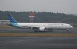 セブンさんが、成田国際空港で撮影したガルーダ・インドネシア航空 777-3U3/ERの航空フォト(飛行機 写真・画像)