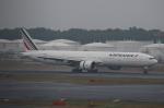 セブンさんが、成田国際空港で撮影したエールフランス航空 777-328/ERの航空フォト(飛行機 写真・画像)