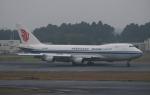 セブンさんが、成田国際空港で撮影した中国国際貨運航空 747-412F/SCDの航空フォト(写真)