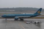 セブンさんが、成田国際空港で撮影したベトナム航空 A330-223の航空フォト(飛行機 写真・画像)