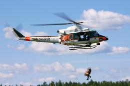 Echo-Kiloさんが、ラッペーンランタ空港で撮影したFinnish Frontier Guard AB412 Grifoneの航空フォト(飛行機 写真・画像)
