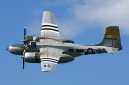 Echo-Kiloさんが、ラッペーンランタ空港で撮影したScandinavian Historic Flight A-26B Invaderの航空フォト(飛行機 写真・画像)