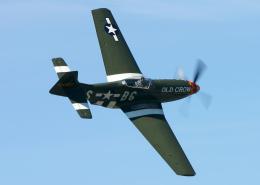 Echo-Kiloさんが、ラッペーンランタ空港で撮影した不明 P-51D Mustangの航空フォト(飛行機 写真・画像)