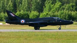 Echo-Kiloさんが、ラッペーンランタ空港で撮影した不明 Hunter T.7Aの航空フォト(飛行機 写真・画像)