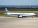 新潟空港 - Niigata Airport [KIJ/RJSN]で撮影された中国南方航空 - China Southern Airlines [CZ/CSN]の航空機写真